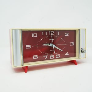 Antiguo reloj musical Rhythm