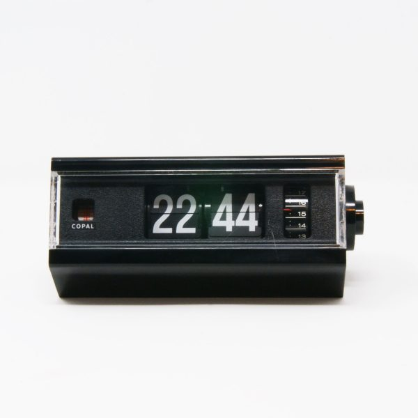 Reloj vintage flip clock Copal