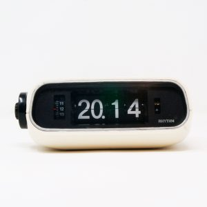 Reloj despertador Flip Clock Rhythm