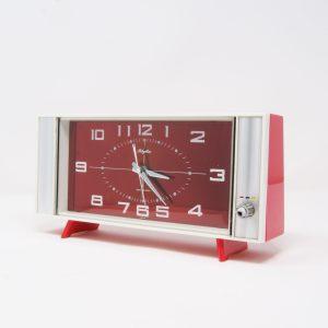 Antiguo reloj despertador musical Rhythm
