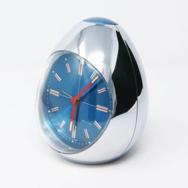 Reloj despertador vintage Blessing space age design