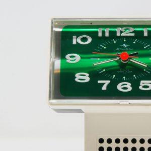 Reloj despertador vintage Tokio Clock