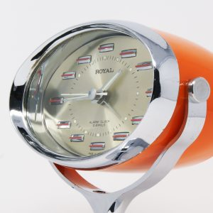 Reloj despertador space age Royal Samsung