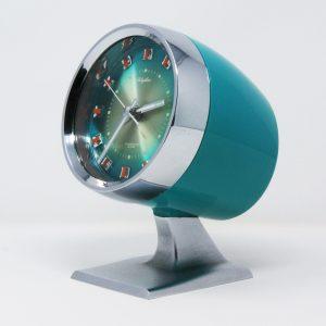 Reloj despertador Rhythm Space Age