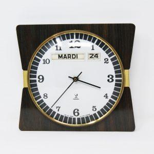 Reloj de pared vintage Jaz Transistor