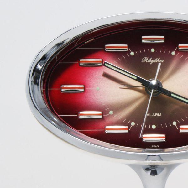 Reloj Space Age japonés Rhythm