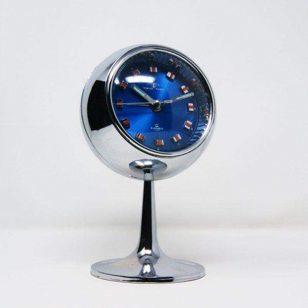 Reloj vintage tulip Tokyo Tokei