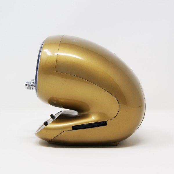 Radio despertador space age Impex Rhythm