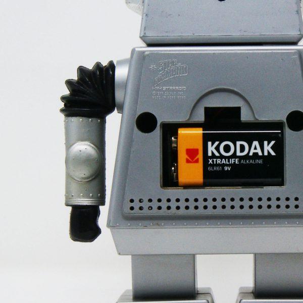 Radio Robot Space age